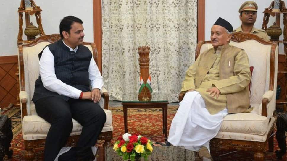 BJP and Shiv Sena meet Maharashtra Governor Bhagat Singh Koshyari separately, extend Diwali greetings