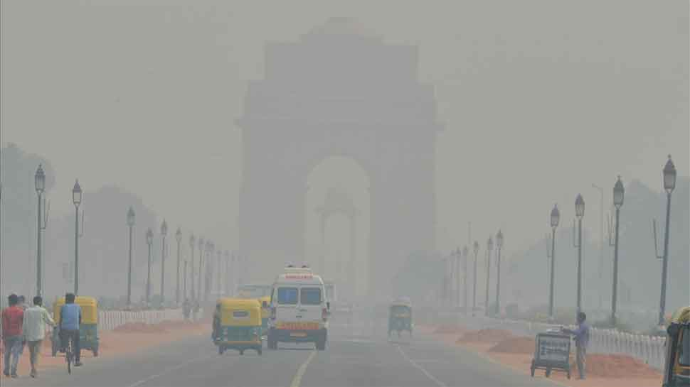 Air pollution spikes in national capital after Diwali, University of Delhi records AQI over 740