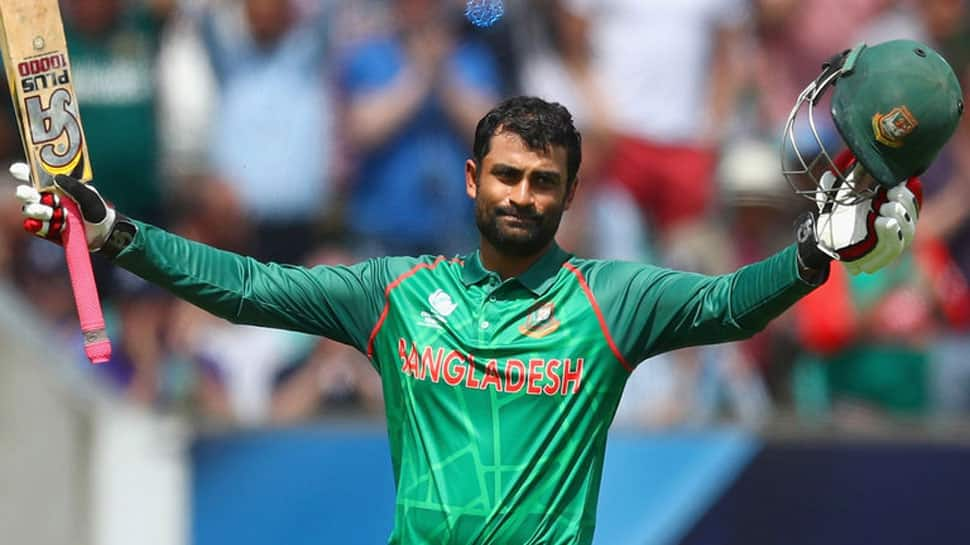 Tamim Iqbal pulls out of India tour to be with pregnant wife