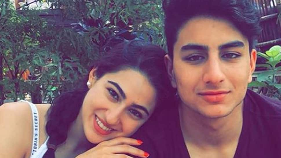Sara Ali Khan and brother Ibrahim Ali Khan's funny videos on 'mosquitoes' will make you go LOL!
