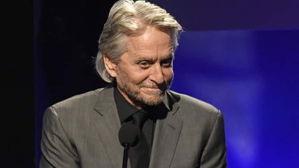 Michael Douglas: Found acting very offensive in my early career
