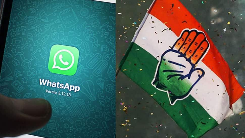 With no office, Congress runs on WhatsApp in Uttar Pradesh's Gorakhpur