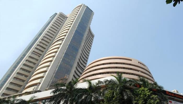 Sensex soars 581 points, Nifty gains 159 points; Tata Motors, SAIL, Yes Bank advance