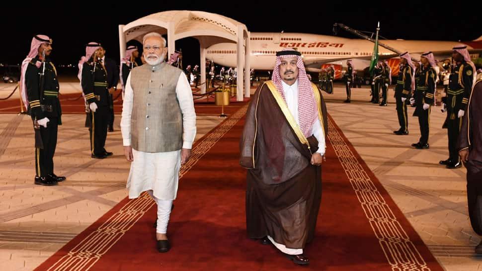 PM Narendra Modi to deliver keynote address at Saudi Arabia's Future Investment Initiative summit