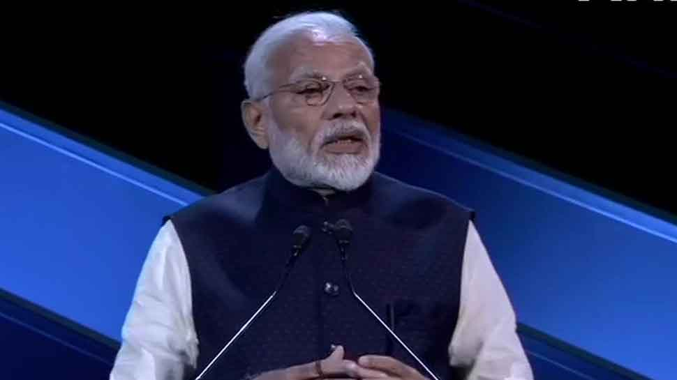 Prime Minister Narendra Modi calls upon global investors to benefit from India's start-up ecosystem