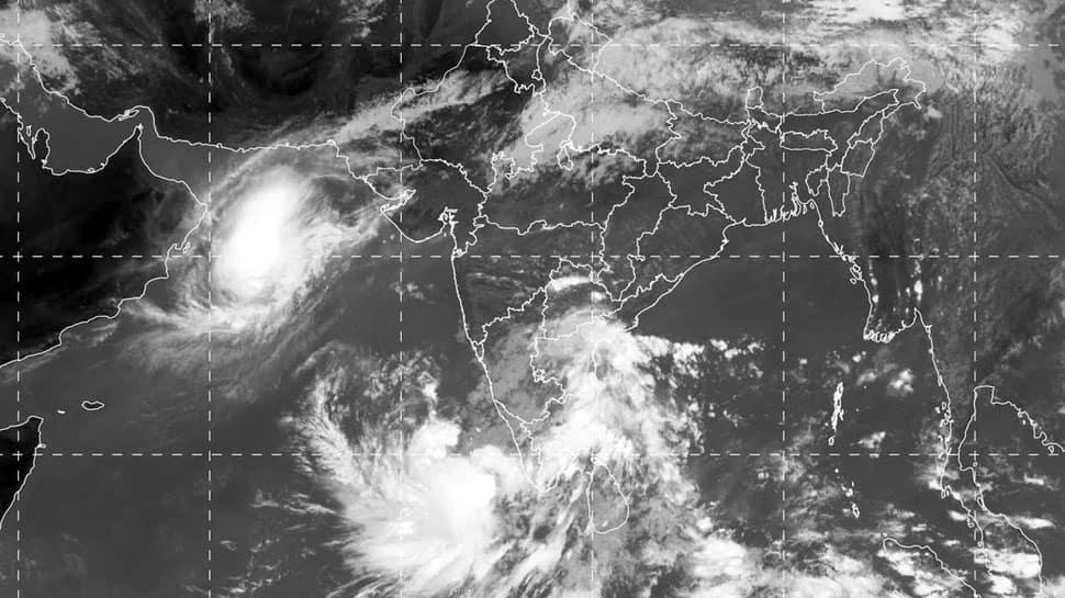 Depression off Kanyakumari Coast likely to turn into cyclone; heavy rain forecast for 21 Tamil Nadu districts