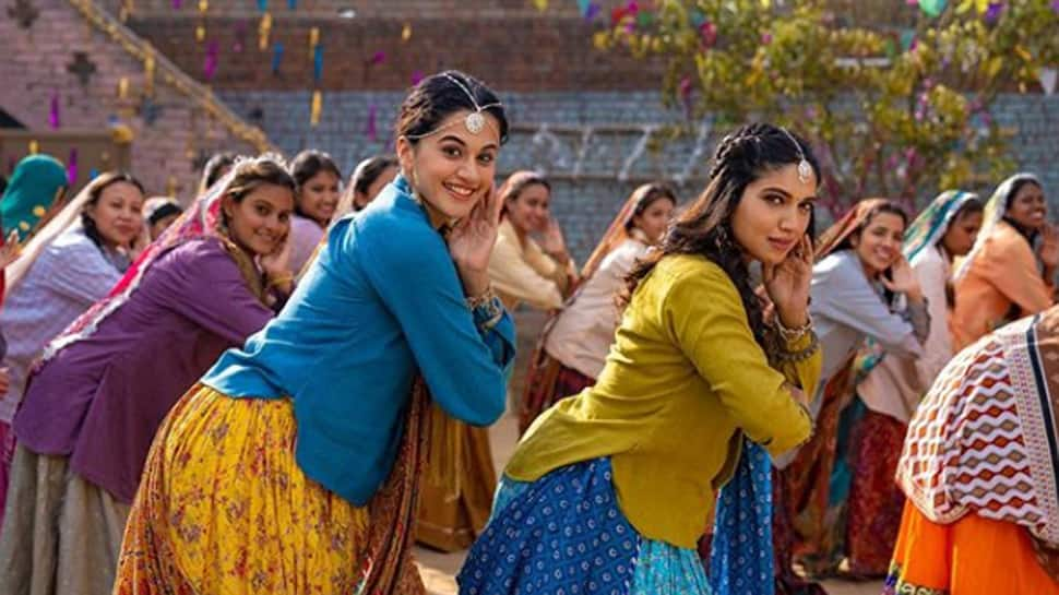 Taapsee Pannu, Bhumi Pednekar's 'Saand Ki Aankh' stays steady at Box Office