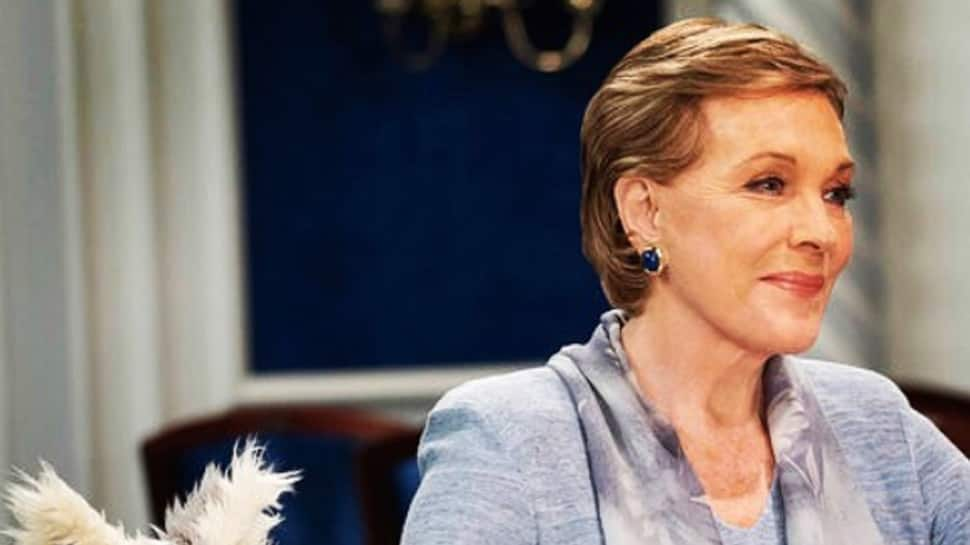 Julie Andrews 'too stoned' for role in 'The Wolf of Wall Street'