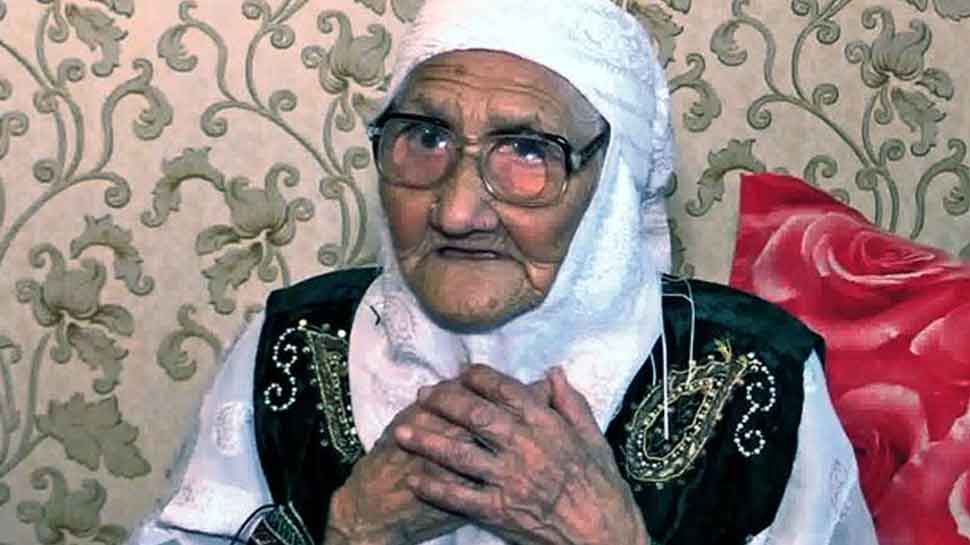 Tanzilya Bisembeyeva, believed to be world's oldest person at 123 years, dies in Russia