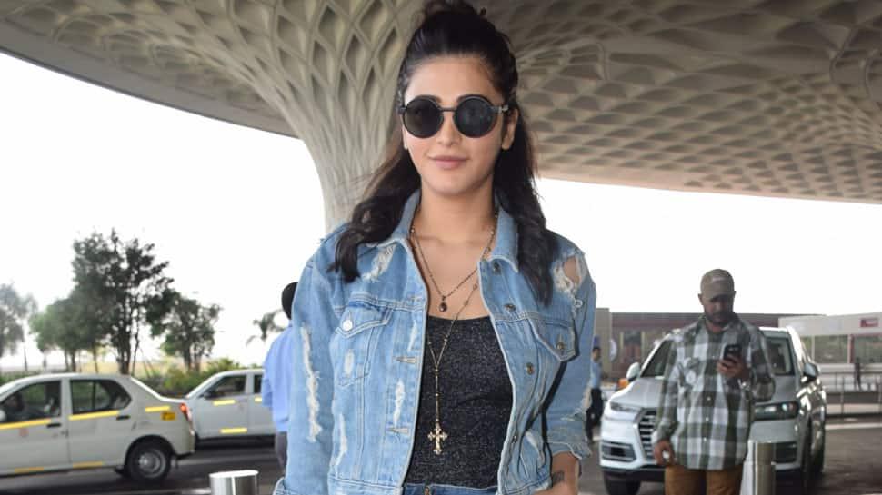 Shruti Haasan to star in action drama 'RT 66'