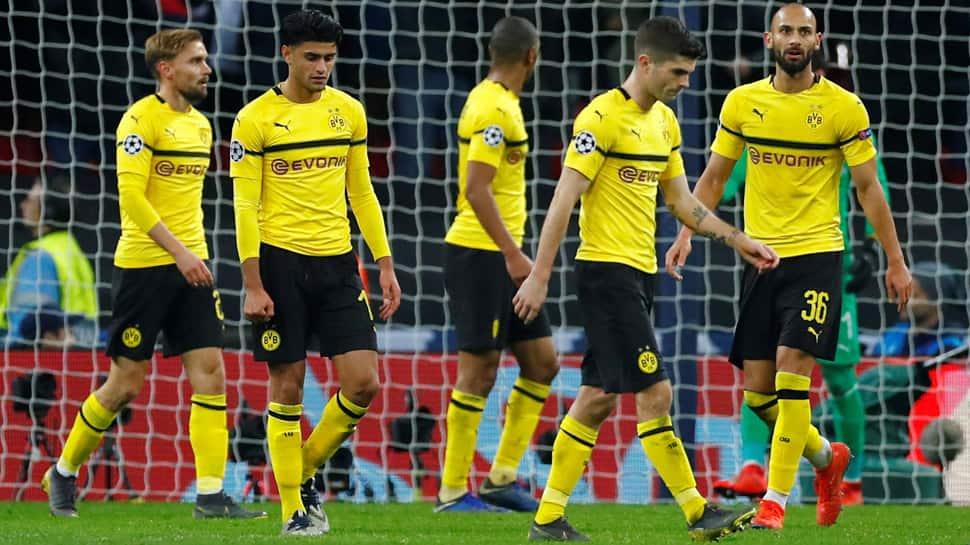 German Cup: Late Julian Brandt double helps Borussia Dortmund beat Moenchengladbach