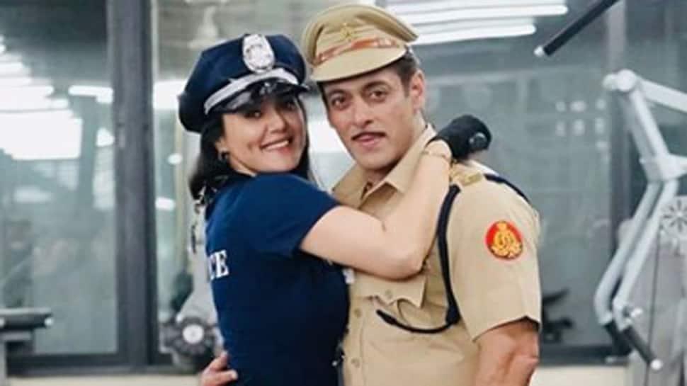 Does Preity Zinta have a cameo in 'Dabangg 3'?