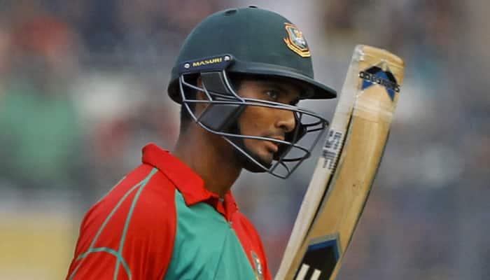 Bangladesh will take Shakib Al Hasan's absence as motivation for India series: Mahmadullah