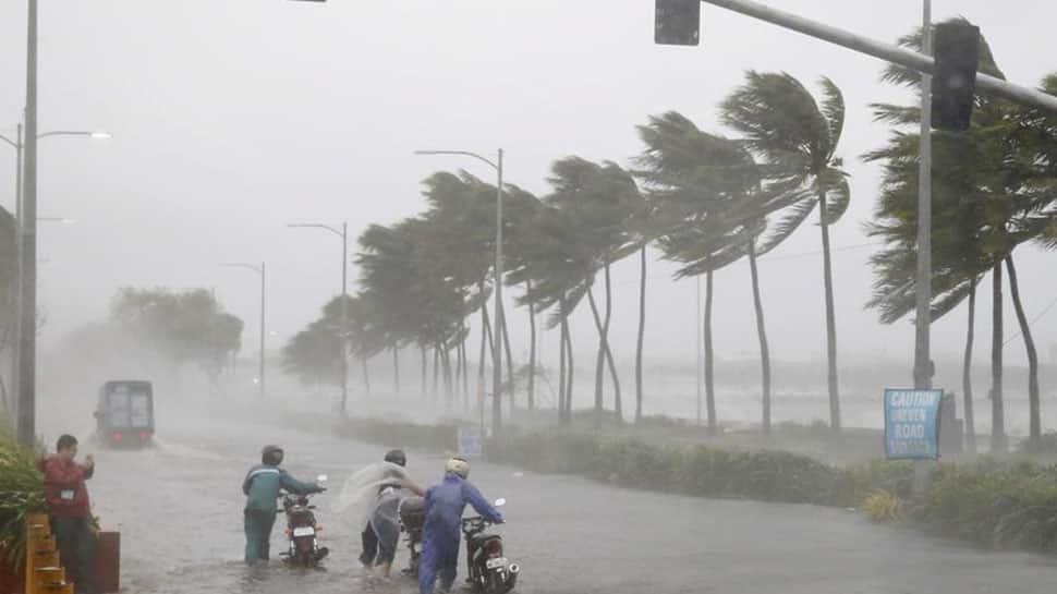 Cyclone Maha centered near Lakshadweep; depression likely to form near Andaman by November 4