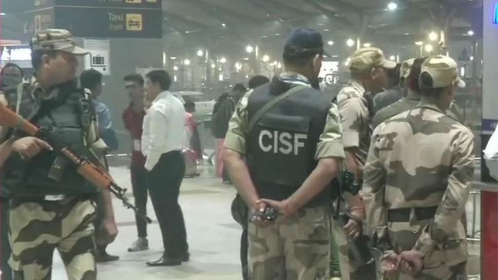 Suspicious bag found at Delhi airport, security tightened