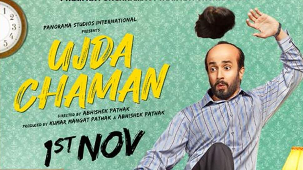 Ujda Chaman movie review: Humour hits a bald patch