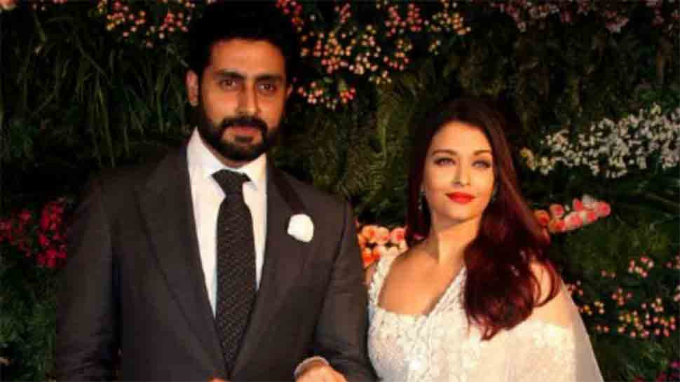 Abhishek Bachchan posts the sweetest wish for Aishwarya Rai on her 46th birthday