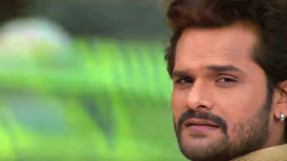 Khesari Lal Yadav's Chhath Geet Suraj Dev Ka Rathwa goes viral on social media- Watch