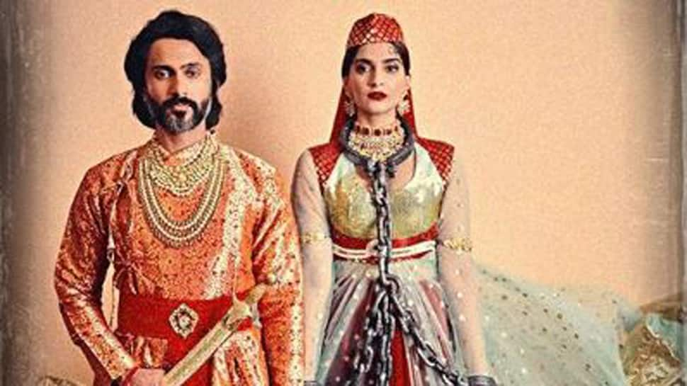 Sonam Kapoor-Anand Ahuja's Halloween costumes have Mughal-e-Azam connection- See inside