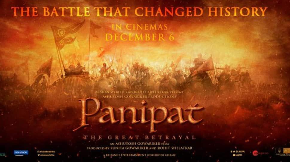 Arjun Kapoor-Kriti Sanon's 'Panipat' first poster unveiled – See inside