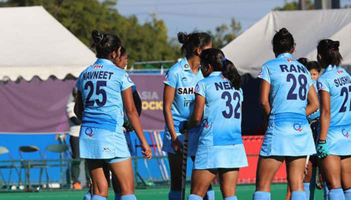 Indian women's hockey team thrash USA 5-1 in Olympic qualifiers