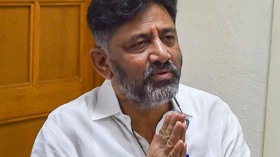 DK Shivakumar admitted to Apollo hospital in Bengaluru following high blood pressure