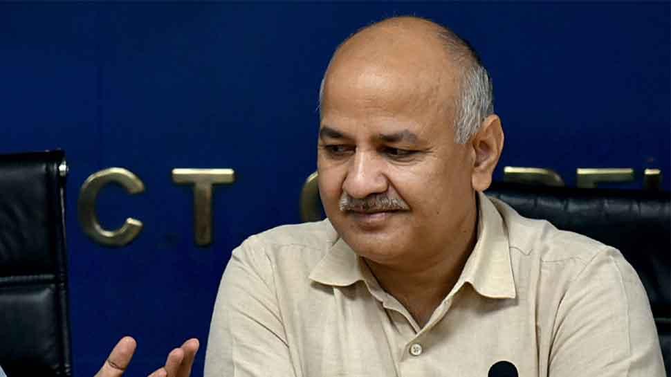 When will stubble burning end in Punjab, Haryana: Manish Sisodia asks Centre