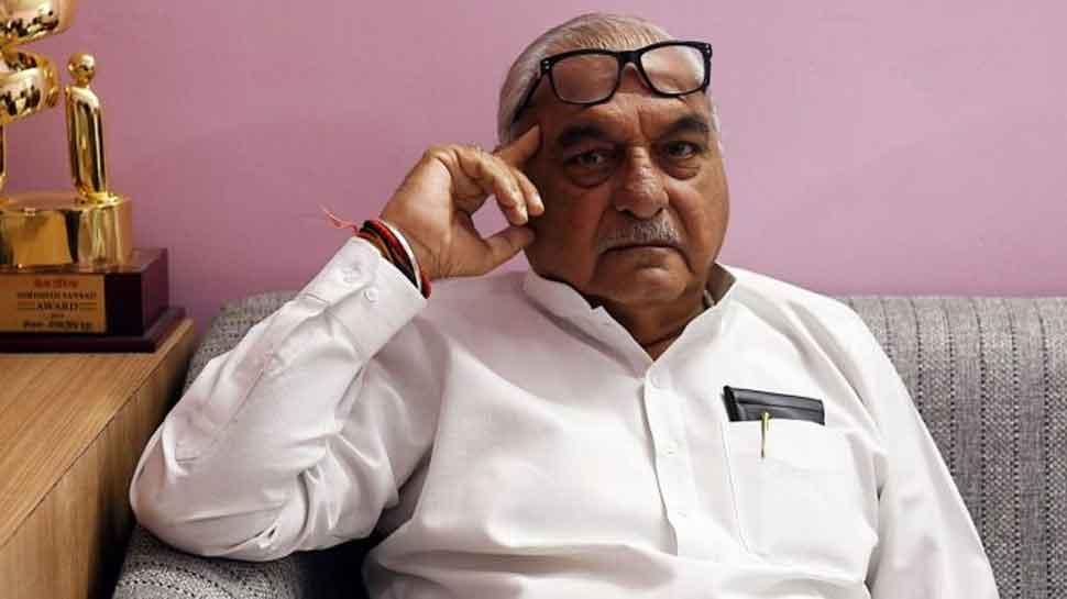 Sonia Gandhi appoints Bhupinder Singh Hooda as leader of Congress legislature party in Haryana