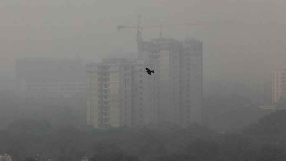 Delhi air quality remains poor even after light rain