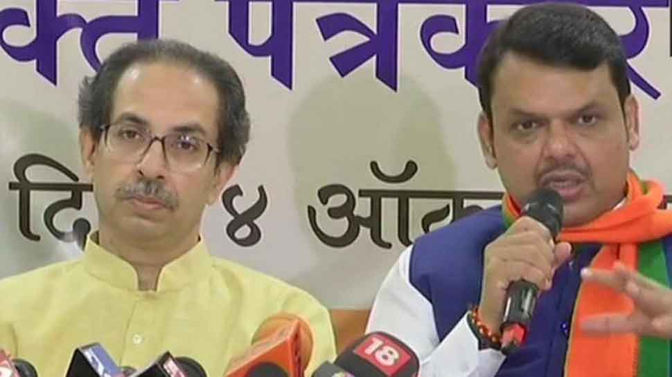 As tussle over power-sharing continues, Shiv Sena attacks BJP again