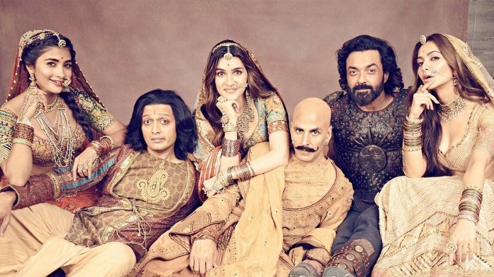 Akshay Kumar starrer Housefull 4 crosses 4 million in international markets