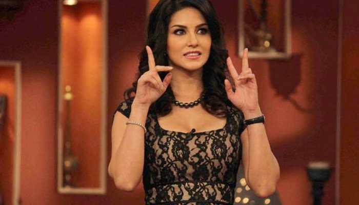 Sunny Leone is a superhero now