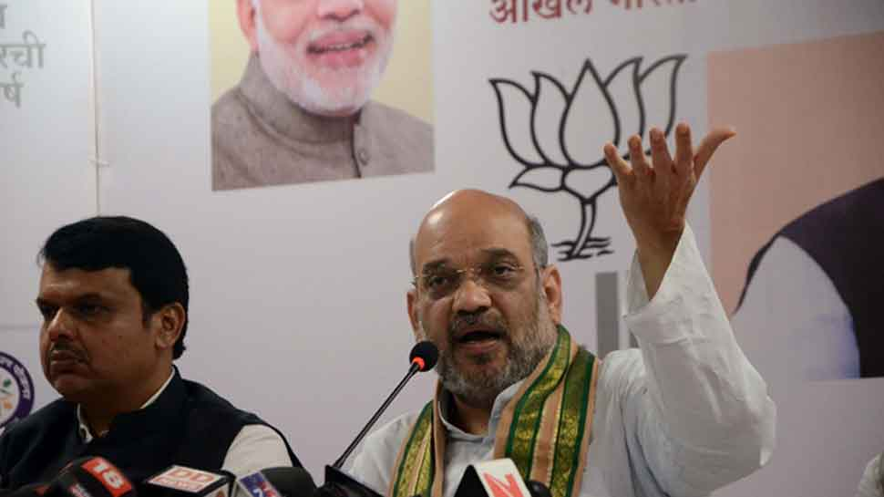 Devendra Fadnavis likely to meet Amit Shah in Delhi on Monday amid political stalemate in Maharashtra