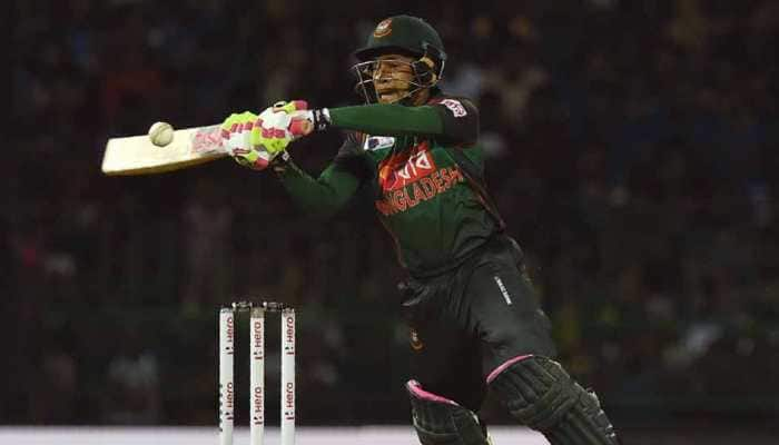Mushfiqur Rahim's fifty helps Bangladesh beat India by 7 wickets in first T20I