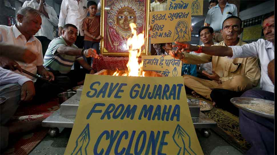 Cyclone Maha: Coast Guard deploys 7 ships and 2 aircraft off Gujarat coast