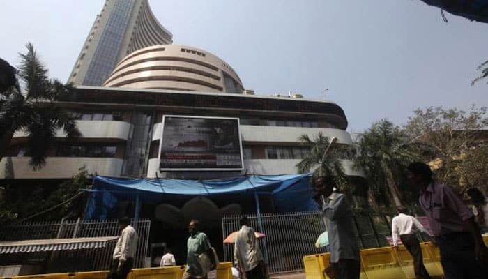 Sensex opens in green, BSE gains 145 points, Nifty 52.40