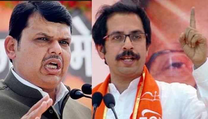 BJP accuses Shiv Sena of blackmailing, calls Sanjay Raut 'joker'