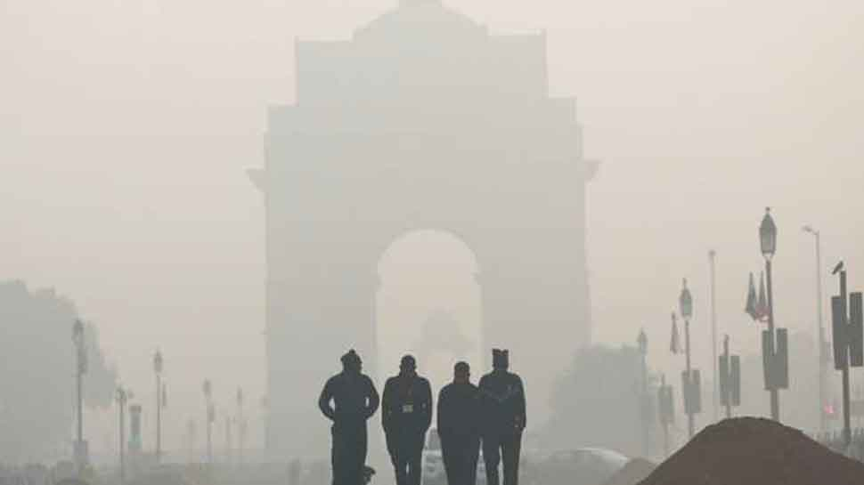 Pollution drops as wind speed increases in Delhi-NCR