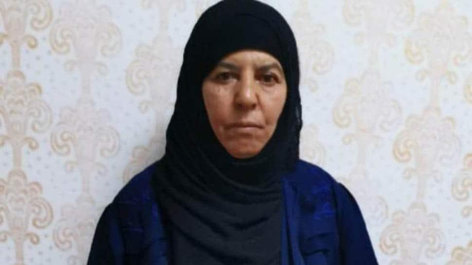 Turkey captures sister of dead IS terror group chief Abu Bakr al-Baghdadi in Syria