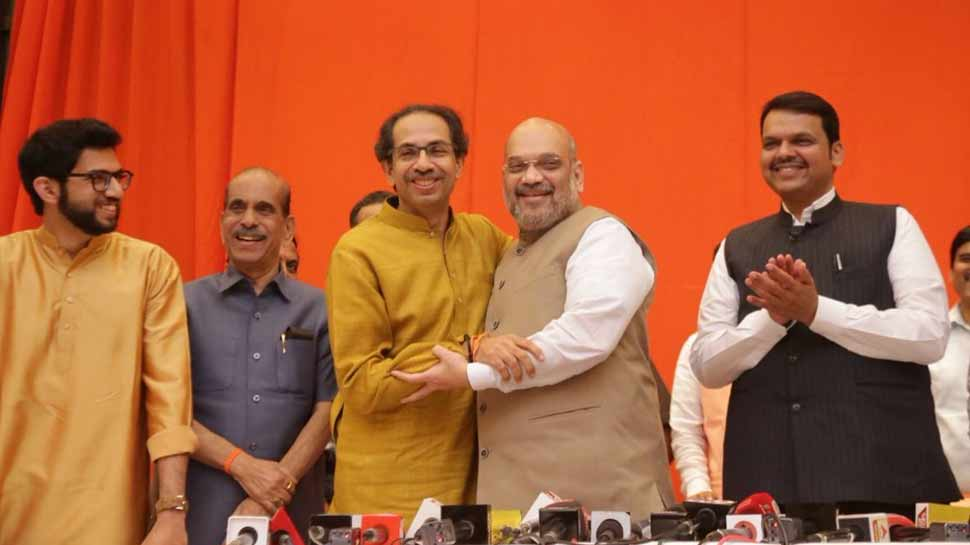 Shiv Sena remains adamant on 50:50 formula as BJP adopts 'wait and watch' strategy