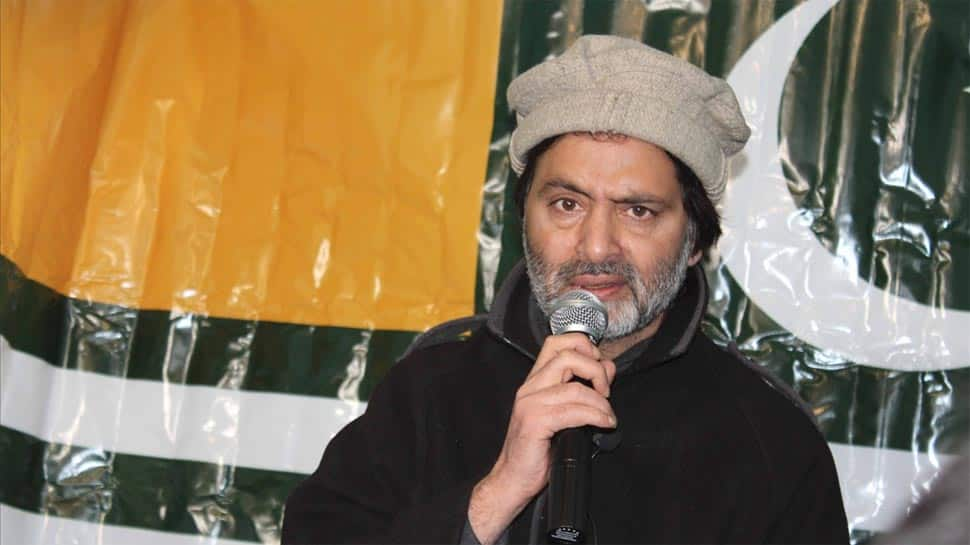 IAF personnel killing: TADA court to hear case against JKLF chief Yasin Malik on November 26