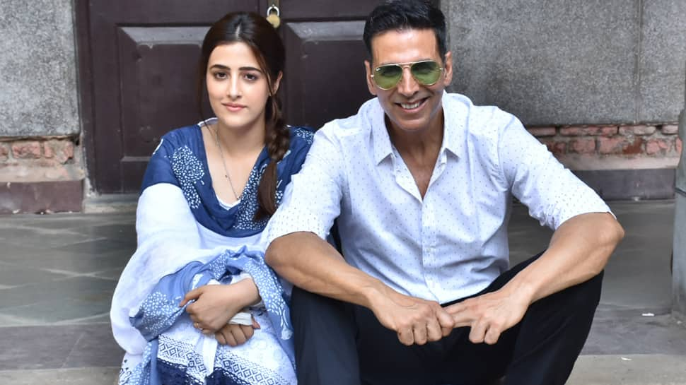 First look of Akshay Kumar-Nupur Sanon's music video Filhall out- See inside