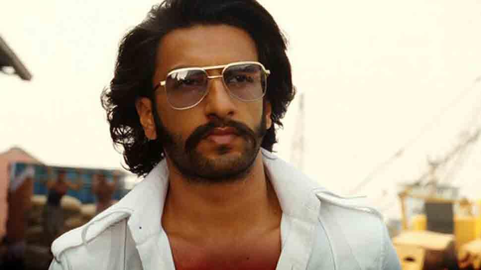 Ranveer Singh calls make-up artist 'bhabhi'