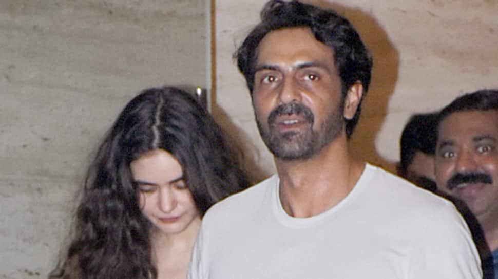 Arjun Rampal spotted with girlfriend Gabriella Demetriades in Mumbai— Pics