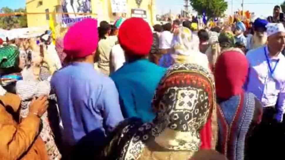 Khalistani separatist leader Jarnail Singh Bhindranwale's poster in Kartarpur video shows Pakistan's nefarious designs, says govt sources