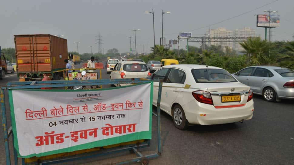 406 challans issued on third day of Odd-Even scheme in Delhi