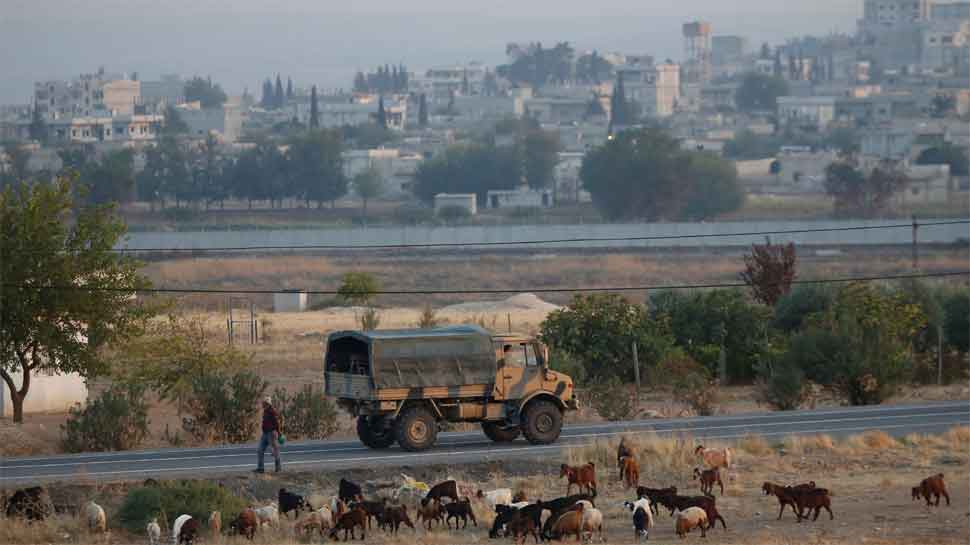 30 killed in Syria clashes between Kurds: Pro-Turkey forces