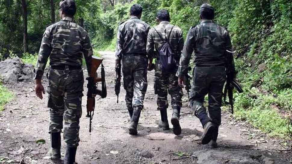 CRPF jawan martyred in encounter with Naxals in Chhattisgarh's Bijapur