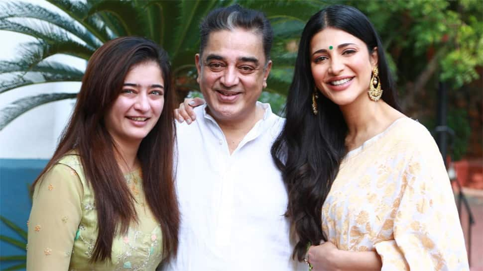 Kamal Haasan turns 65, completes 60 years in cinema and unveils father's statue—all in a day! Photos