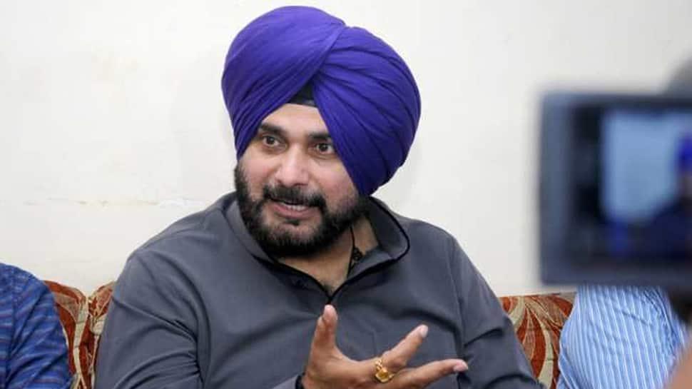 Navjot Singh Sidhu gets govt nod to visit Kartarpur Gurdwara Sahib with a condition